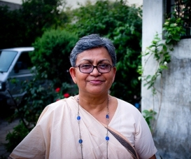 """Even if it kills me  tomorrow, there's nothing better I can do with my life."" - Roma Debabrata"
